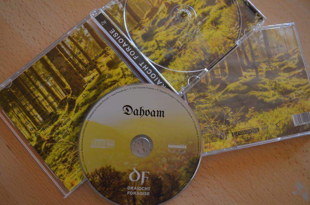 CD DAHOAM